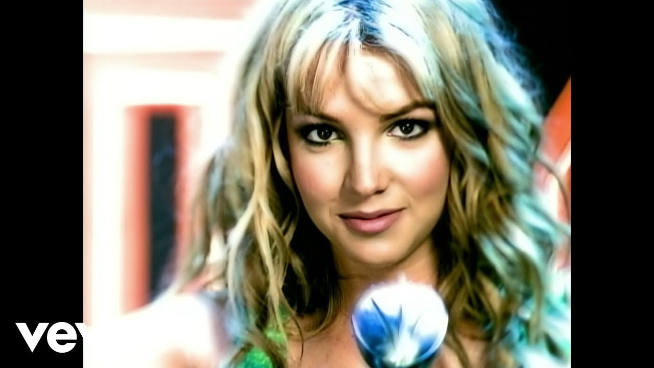 Britney spears official music video
