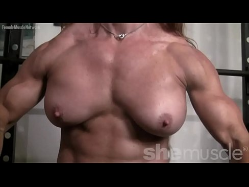 Red head naked cougar