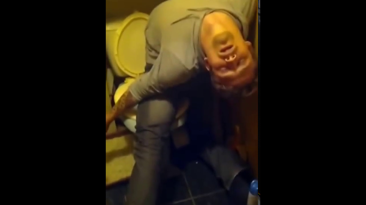 Passed out girls pissing